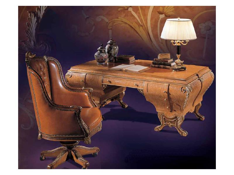 art 2031 luxus klassische schreibtische b ro idfdesign. Black Bedroom Furniture Sets. Home Design Ideas