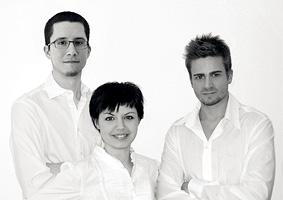 Andrea Garuti, Manuela Busetti, Matteo Redaelli