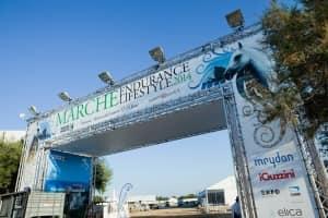 Das Zelt des Scheichs - Endurance Lifestyle 2014