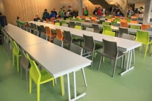 Schulküche - Brüssel