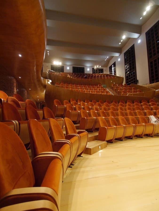 Auditorium des Museums der Violine