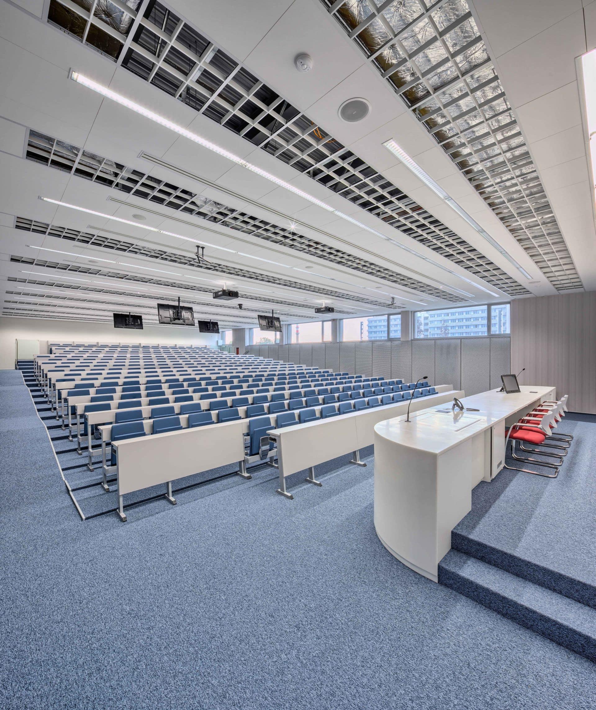 Ateneo 2.014, Universität Hradec Králové