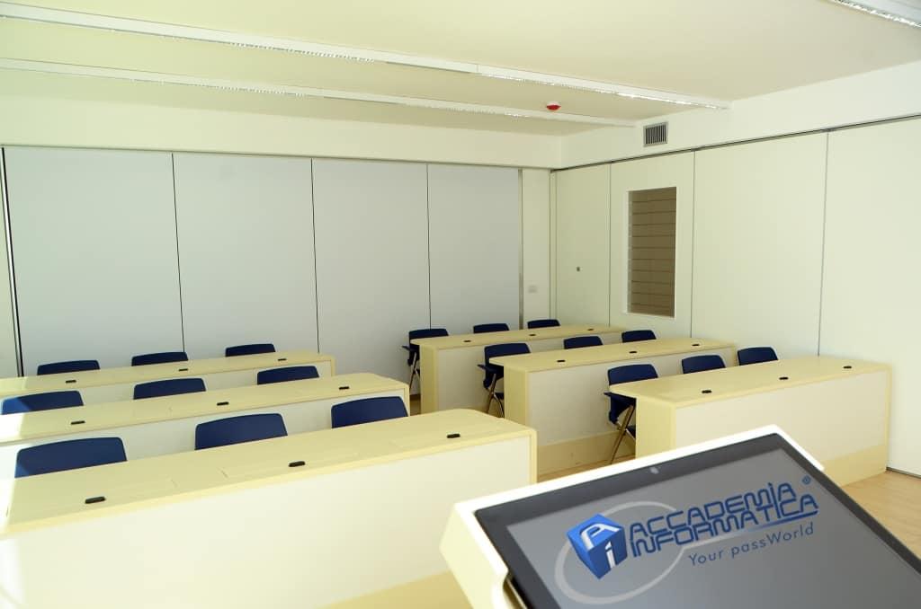 Informatic Schulungszentrum, Rom