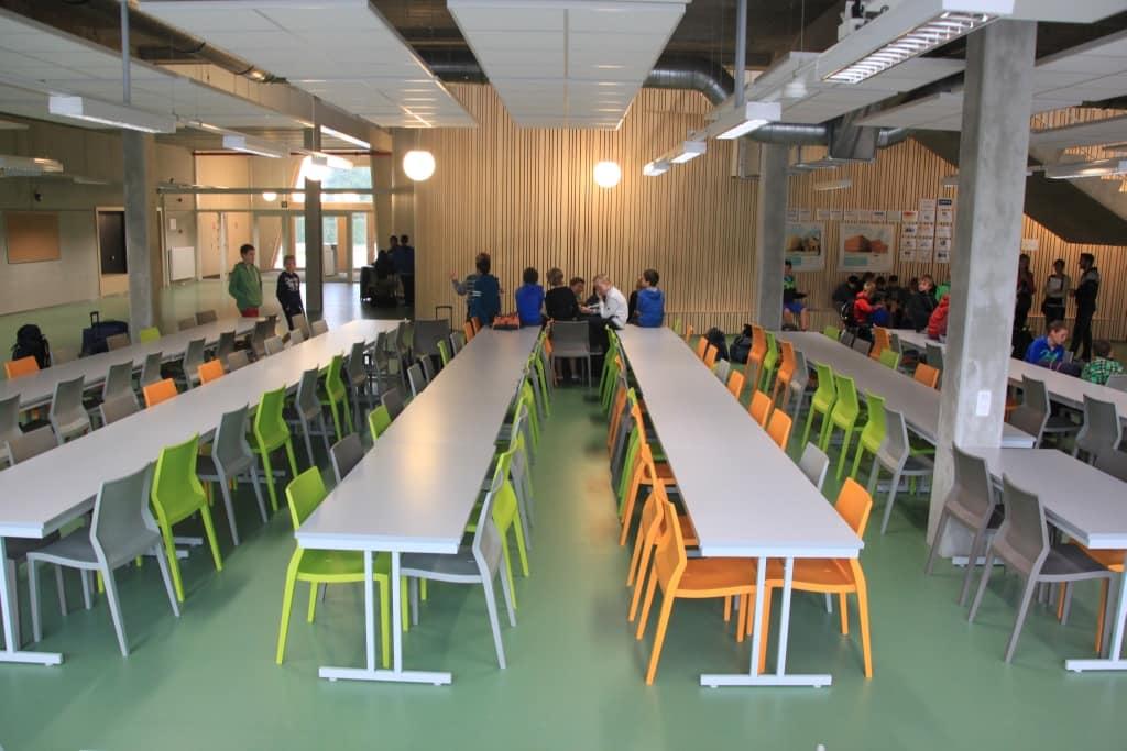 Schulküche, Brüssel
