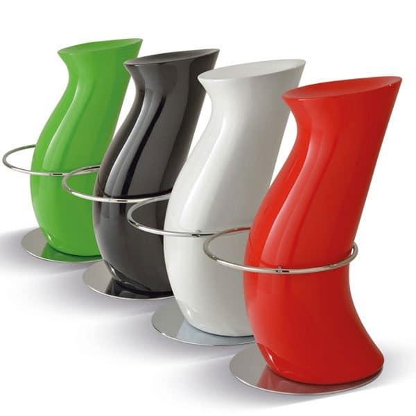 Sitze hocker modern design idf for Barhocker modern design
