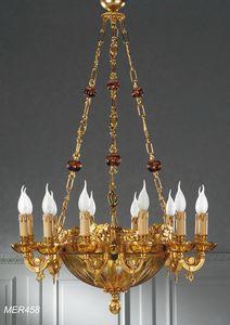 Art. MER 458, Kronleuchter aus dem 19. Jahrhundert