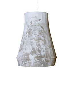 Atelier SE689S, Hängeleuchte mit handgearbeitetem Lampenschirm