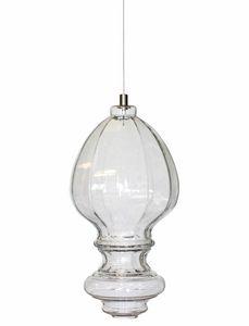 Ceraunavolta AC134 7S INT, Glaslampe mit klassischem Design