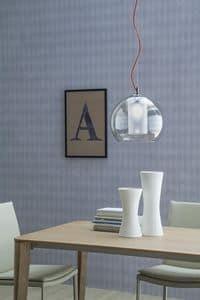IRIDE, Tisch oder eine Hängelampe, runde Form