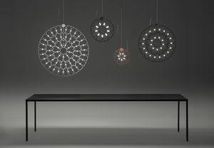 Lafra verticale, Lampe mit starker ästhetischer Wirkung