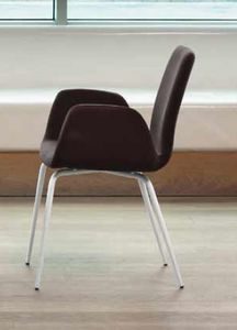 Luce-B, Bequemer Stuhl für Wartezimmer