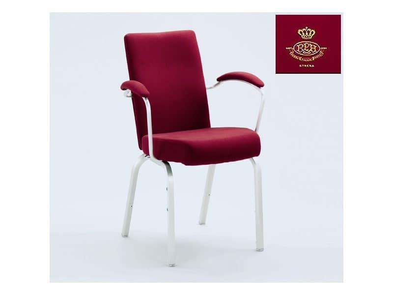 Konferenz Moderner Stuhl Stapelbar Anatomischen Sitz