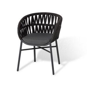 DROP, Sessel mit Seilweberei