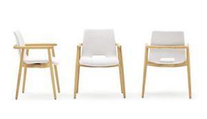 Lapis Stuhl, Teakholz-Sessel im Freien