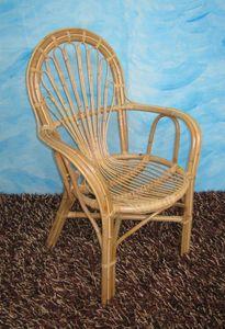 Sessel Sole, Ethnischer Sessel für den Außenbereich