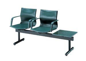224, Sitz auf Balken, mit Lederschale