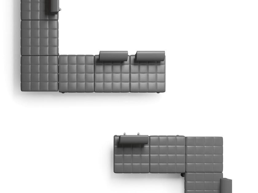 CUBE PLUS, Modulares Sitzmöbel für Warteräume