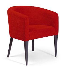 Lady, Kleiner Sessel für Empfang und Hotel