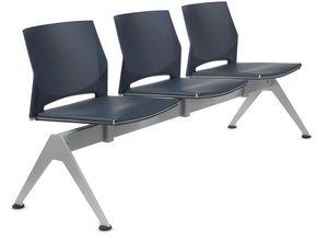 TREK 042/B3, Sitz auf Balken mit drei Sitzen