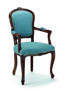 651, Klassischer Sessel für zu Hause und für Restaurants