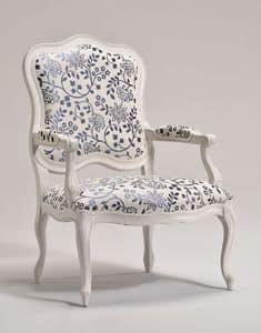 ANTEA Sessel 8538A, Polster Stil Sessel, in Buche, für Hotel-Lobby