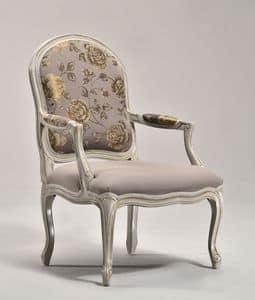 MILADY sessel 8654A, Gepolsterte Sessel, zum traditionellen Stil Wohnzimmer