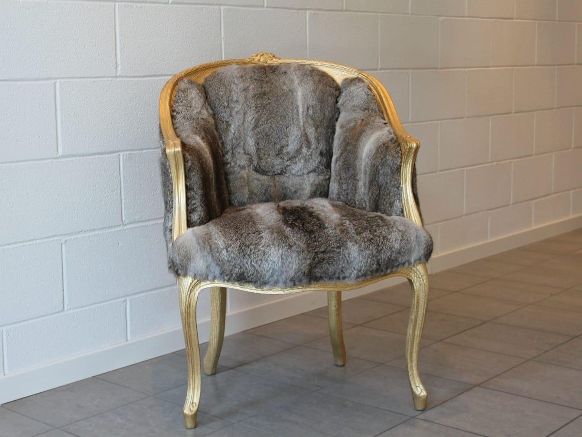 Sessel Mit Goldveredelung Outletpreis Idfdesign