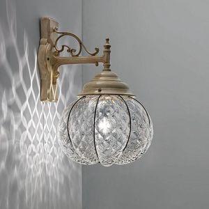 San stae Eb416-030, Wandlampe im klassischen Stil, für draußen