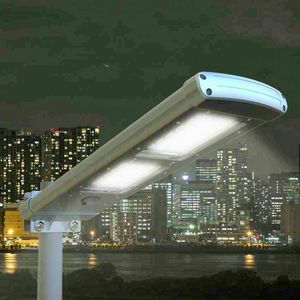 Straßenlaterne Straße Solar Outdoor Garden Roads 48 Super Led PATHWAY, LED-Lampe mit Solarenergie