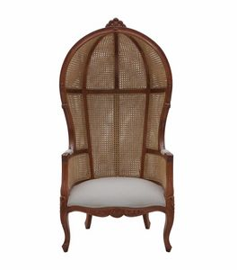Porter 0240, Umhüllender Sessel im Freien