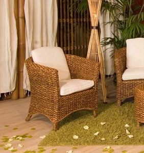 Sessel Hamilton, Ethnischer Sessel für den Außenbereich