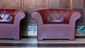 Sirchester Sessel, Leuchtender Sessel, komfortabel und funktional