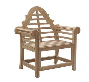 Vittoria 0305, Holzsessel für den Garten