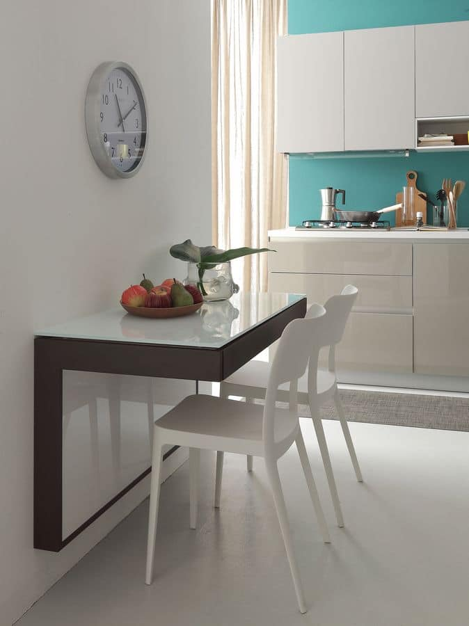 A106 daisy tavolo, Moderner Tisch ideal für Wohnungen