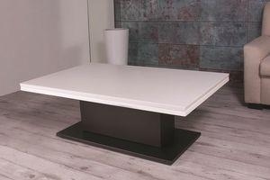 Ares Book, Ausziehbarer und höhenverstellbarer Tisch
