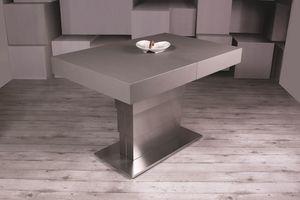 Ares Fold, Esstisch in der Höhe verstellbar und ausziehbar