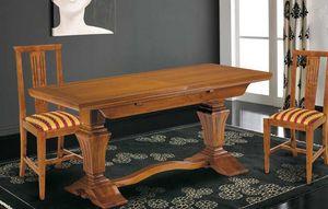 Art. 48, Klassischer Tisch mit internen Erweiterungen