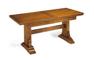 Art. 50, Tisch mit Verlängerungen aus Holz