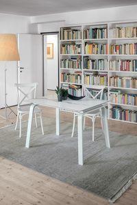 DEIMOS 110 TA1B7, Ausziehbarer Tisch für Küche und Wohnzimmer