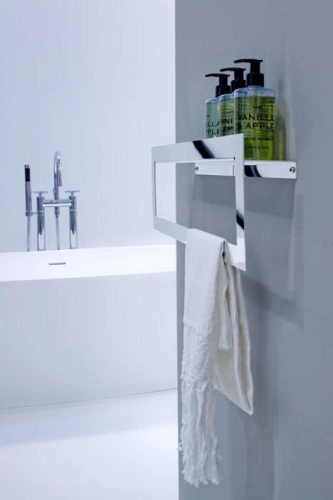 Handtuchhalter Dusche Edelstahl : kiri handtuchhalter von arlexitalia handtuchhalter aus edelstahl