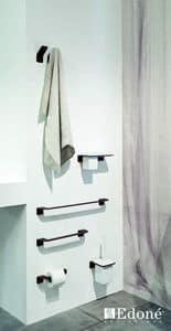 Piega 3402-3409, Handtuchhalter und WC-Bürstenhalter, in verschiedenen Farben erhältlich