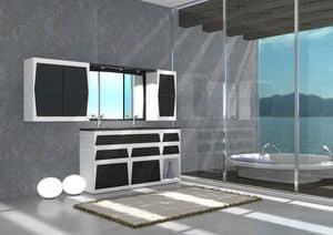 Bild von Badm�bel B3, speicherschr�nke f�r badezimmer