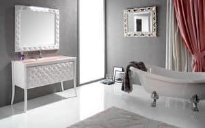 Bild von Capitonn� comp.1, waschbecken-mit-spiegel