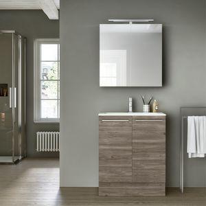 Change comp. 49, Badmöbel mit Spiegelschrank, für Hotels