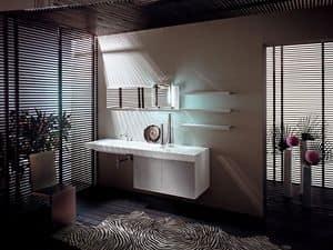Bild von Facto Evolution 10, waschbecken mit spiegel