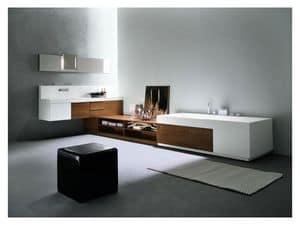 Bild von Facto Evolution 01, kleine schr�nke f�r badezimmer