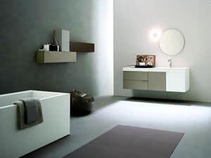 Bild von Facto Evolution 09, modularer badm�bel-systeme