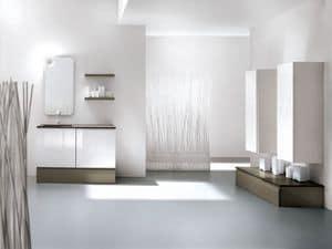 Bild von Memento 04, badezimmerschr�nke mit schublade oder t�r