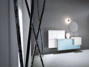 Bild von Memento 12, m�bel komposition f�r badezimmer