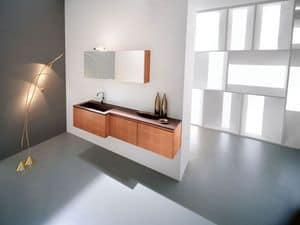 Bild von Memento 16, moderne badezimmerschrank